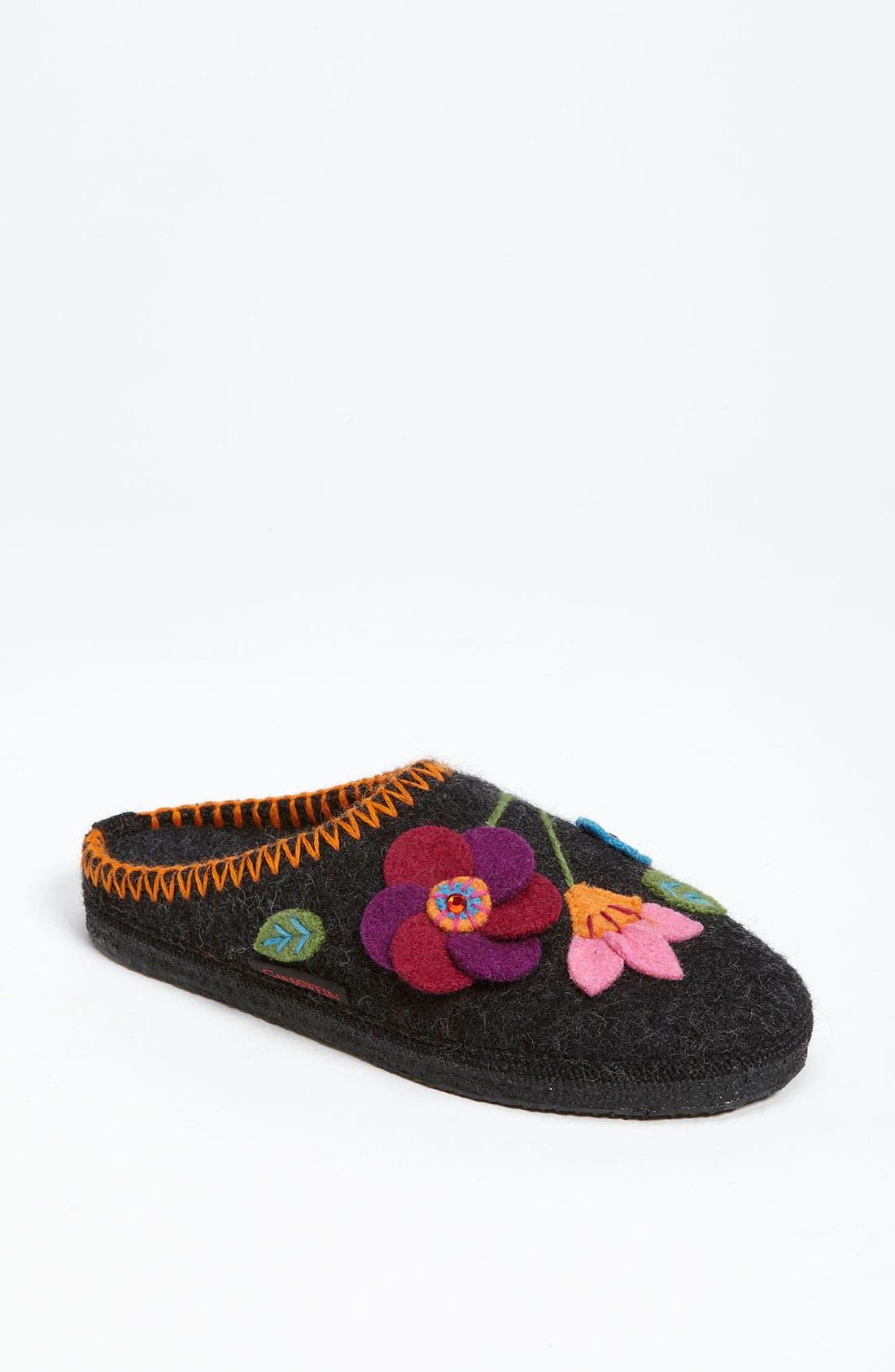Alternate Image 1 Selected - Giesswein 'Vienna Flower' Slipper