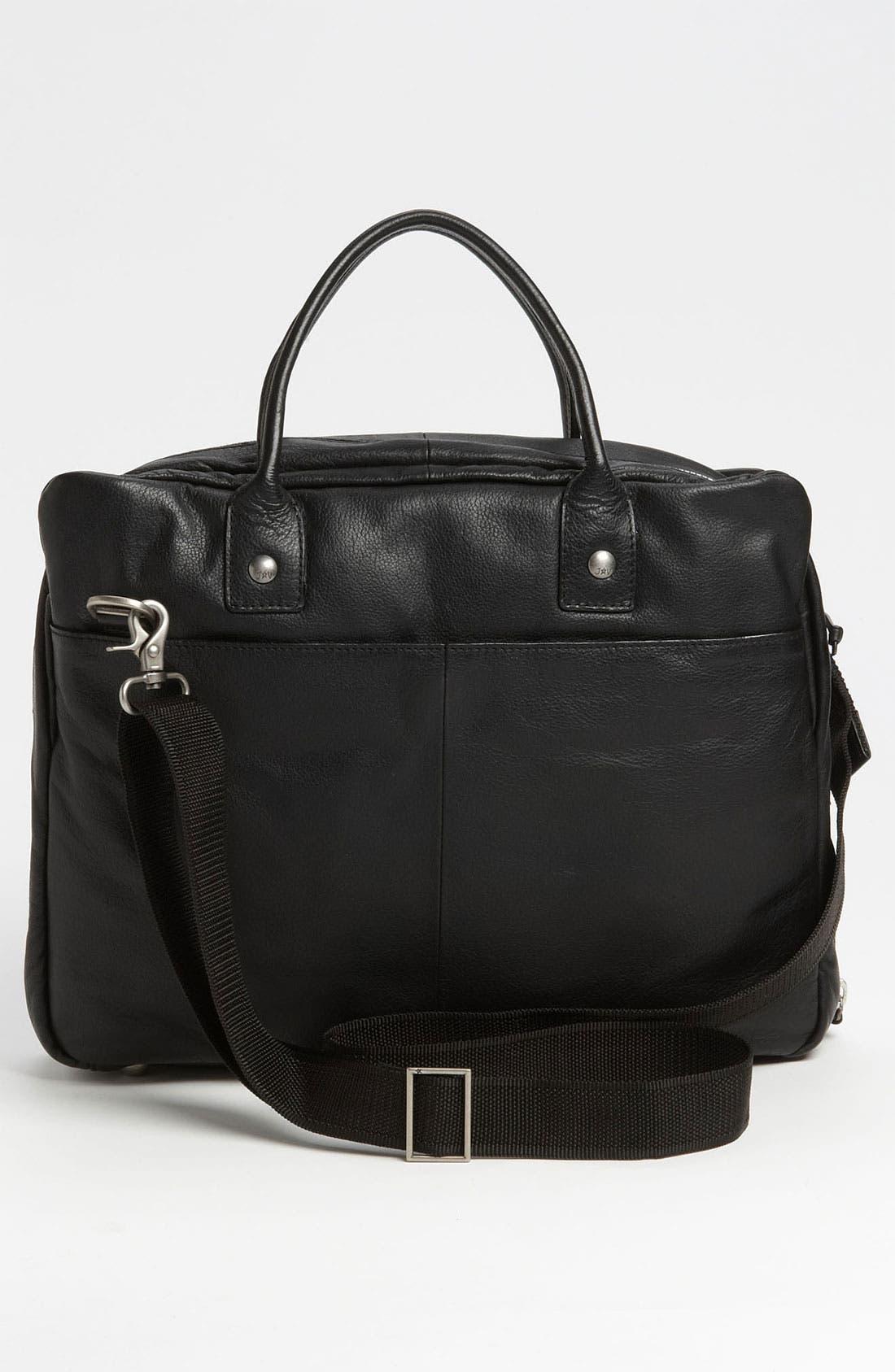 Alternate Image 2  - John Varvatos Star USA Leather Briefcase
