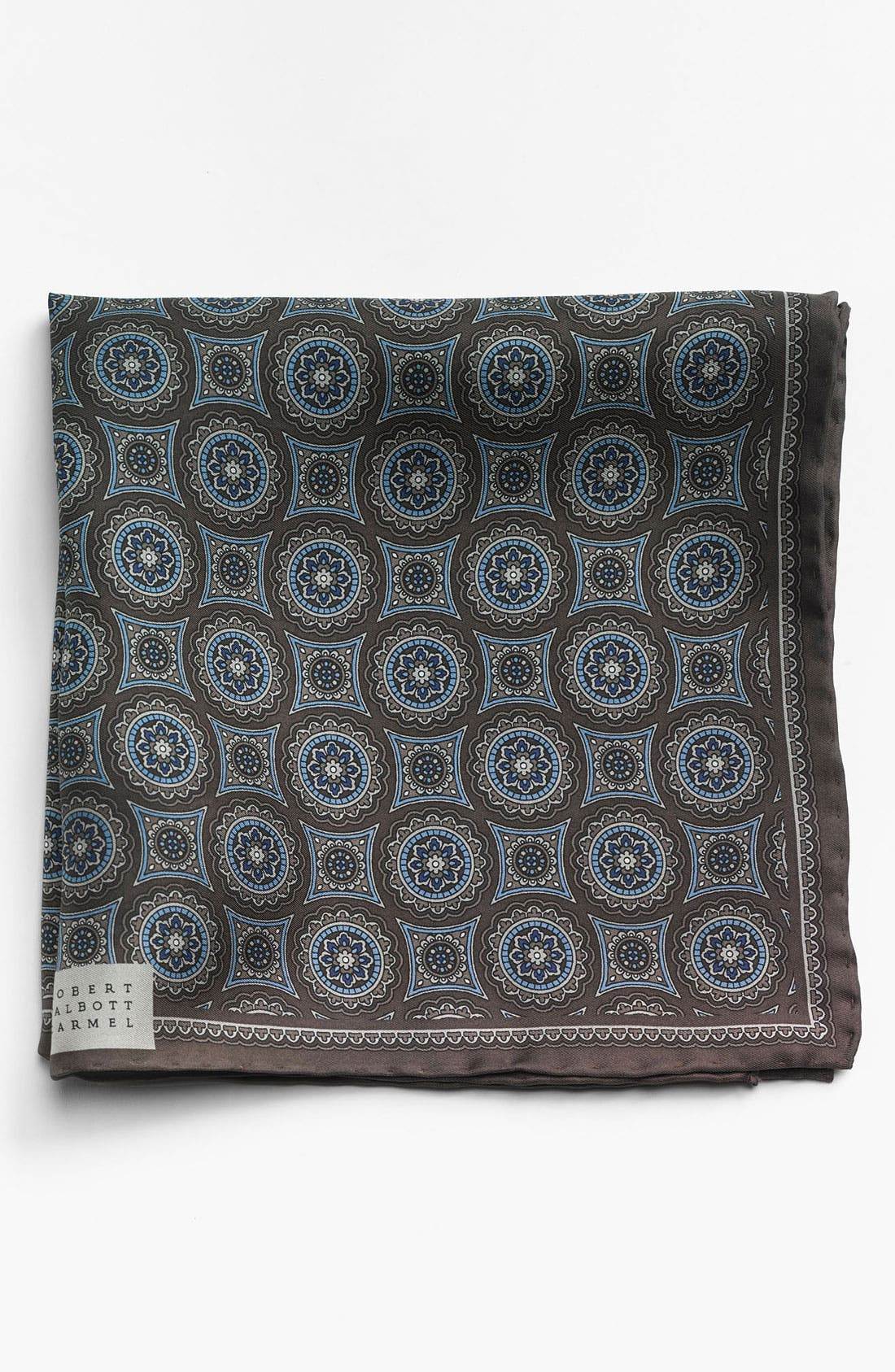 Alternate Image 1 Selected - Robert Talbott Floral Pocket Square