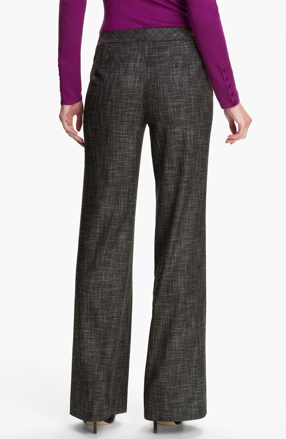 Alternate Image 2  - Classiques Entier® 'Mystero Weave' Pants