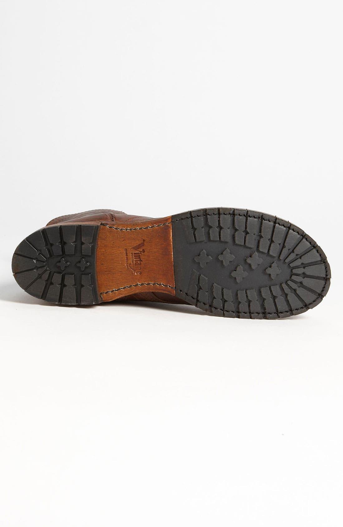 Alternate Image 4  - Vintage Shoe Company 'Nathaniel' Boot