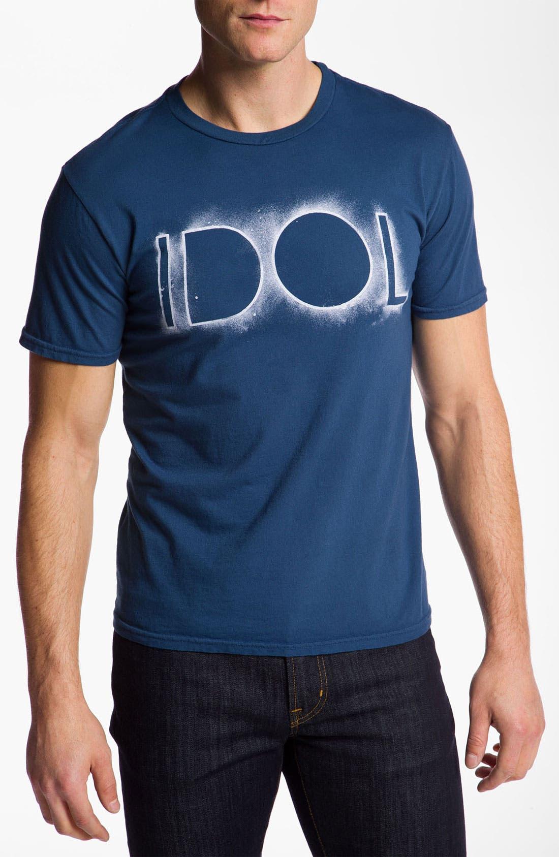 Alternate Image 1 Selected - Chaser 'Idol' T-Shirt