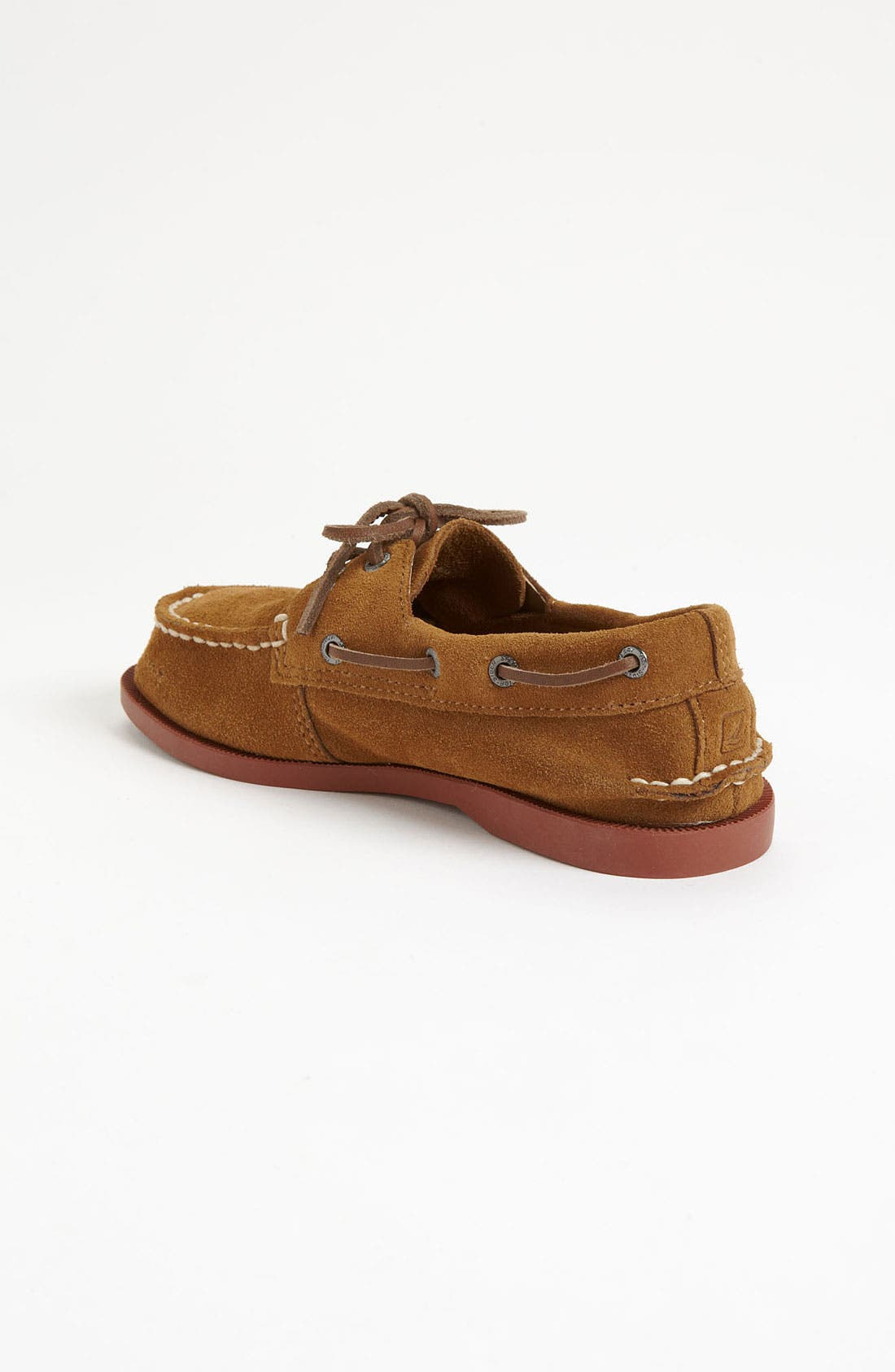 Alternate Image 2  - Sperry Top-Sider® 'Authentic Original' Boat Shoe (Walker, Toddler, Little Kid & Big Kid)