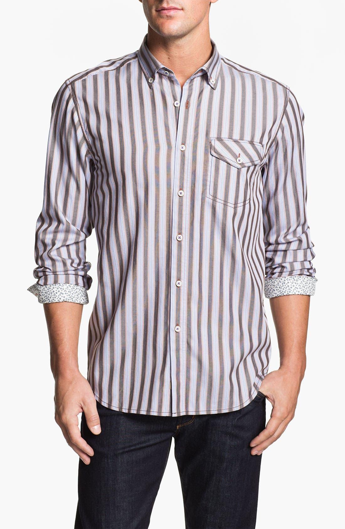 Alternate Image 1 Selected - Tommy Bahama Denim 'Ship to Shore' Sport Shirt