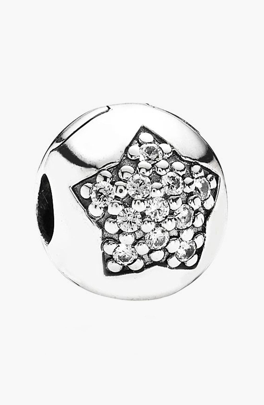 Alternate Image 1 Selected - PANDORA 'You're a Star' Clip Charm