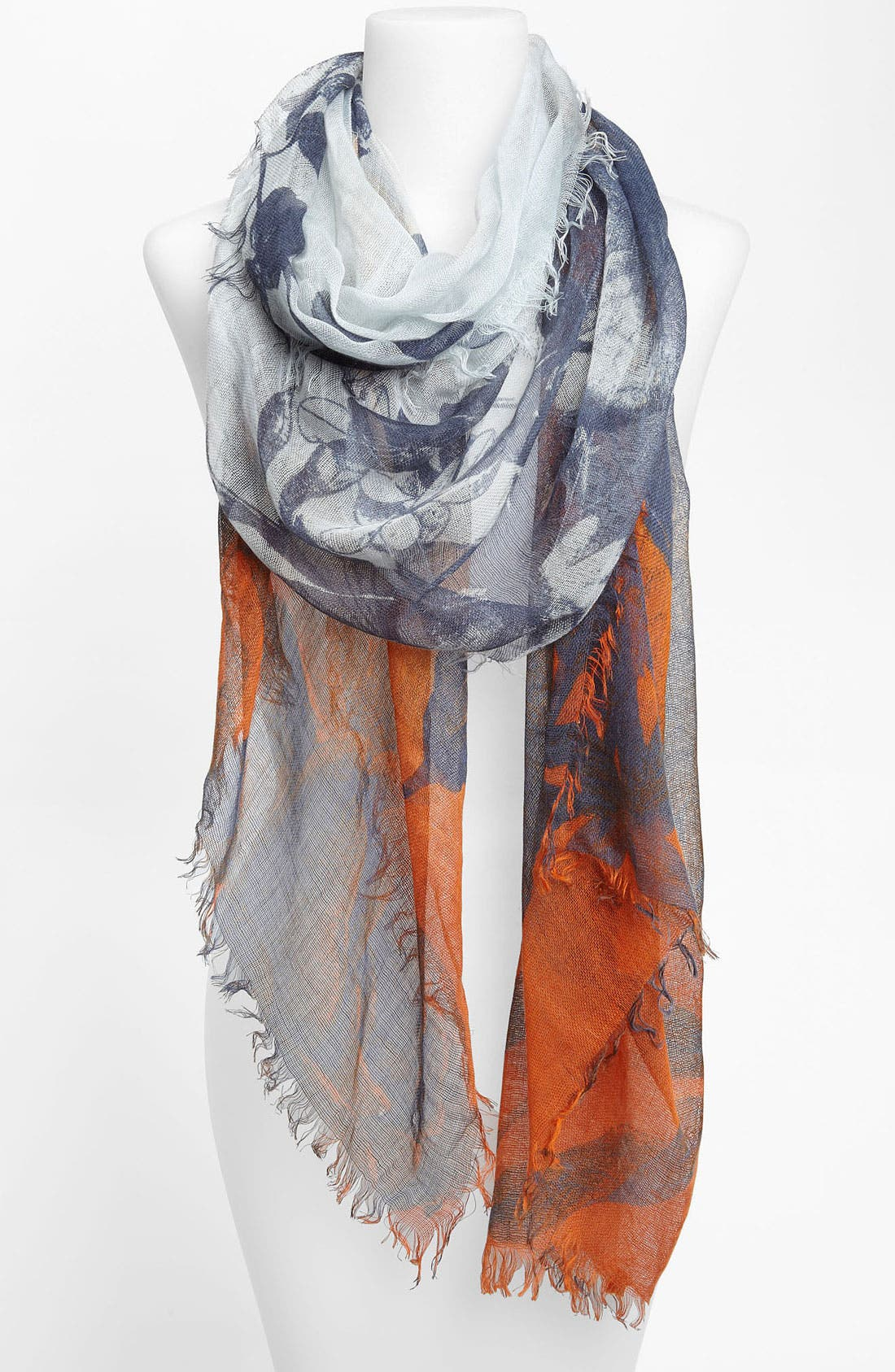 Alternate Image 1 Selected - Collection XIIX 'Floral Dreams' Scarf
