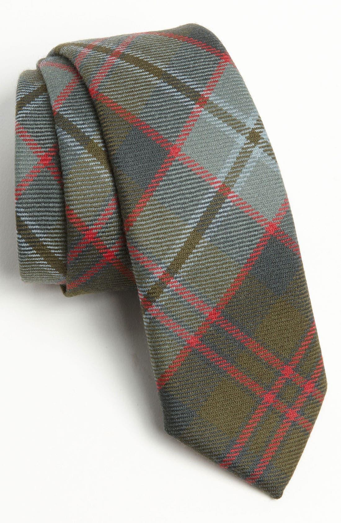 Main Image - David Hart Woven Tie