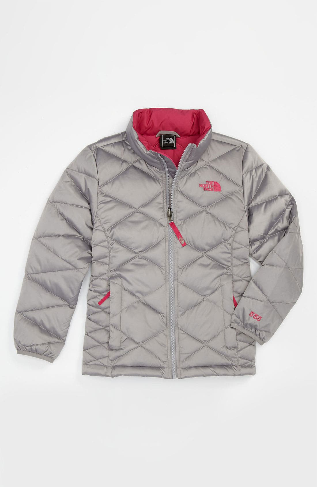 Main Image - The North Face 'Aconcagua' Jacket (Big Girls)
