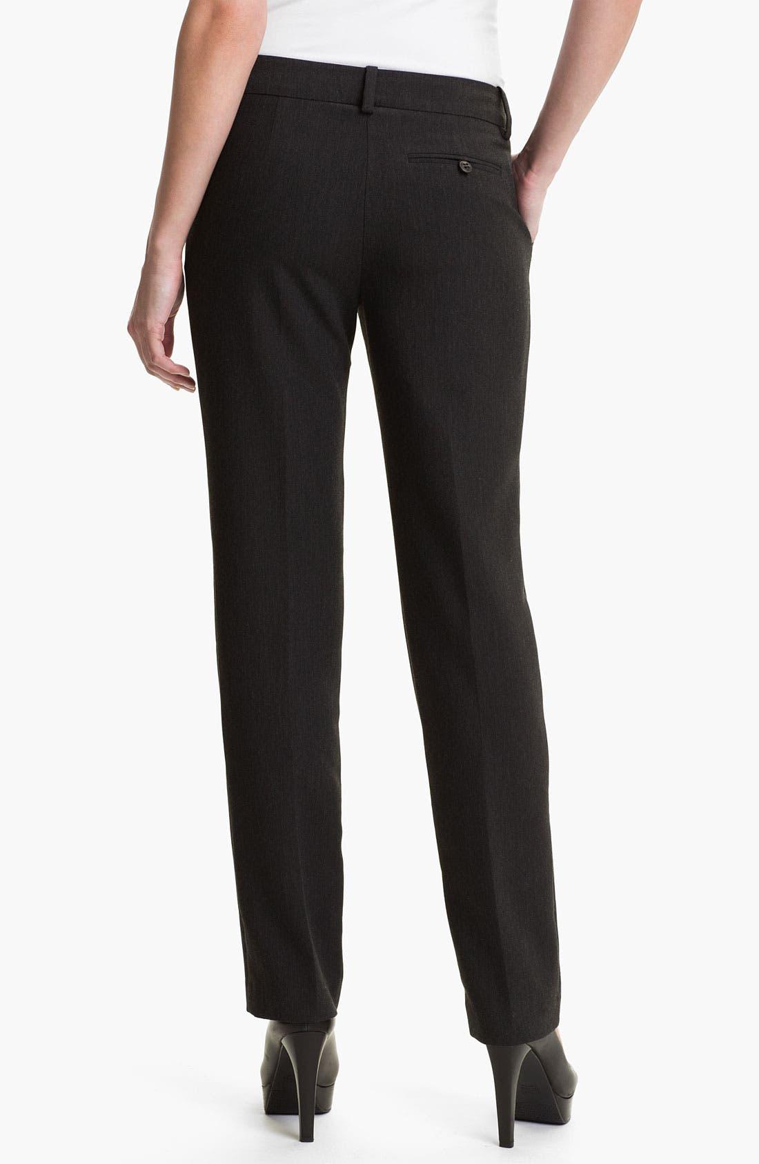 Alternate Image 2  - Trina Turk 'Pasha' Straight Leg Pants