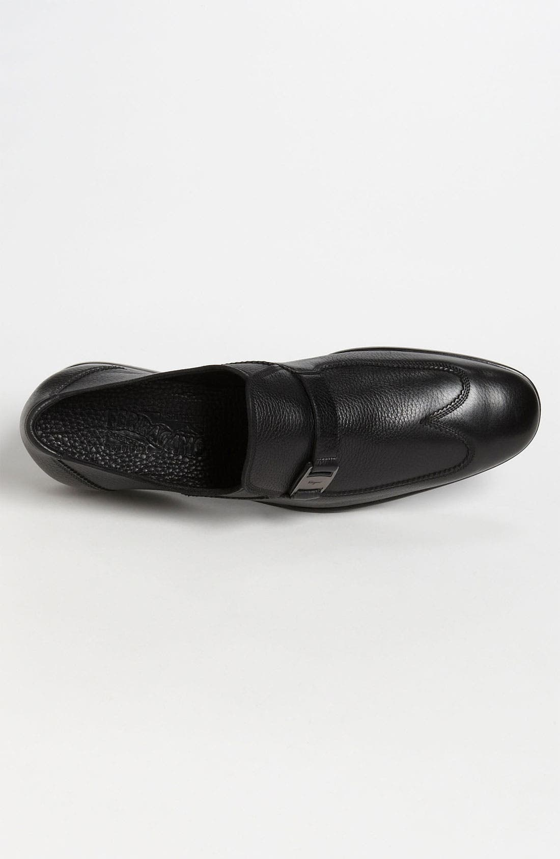 Alternate Image 3  - Salvatore Ferragamo 'Tecno' Wingtip Loafer