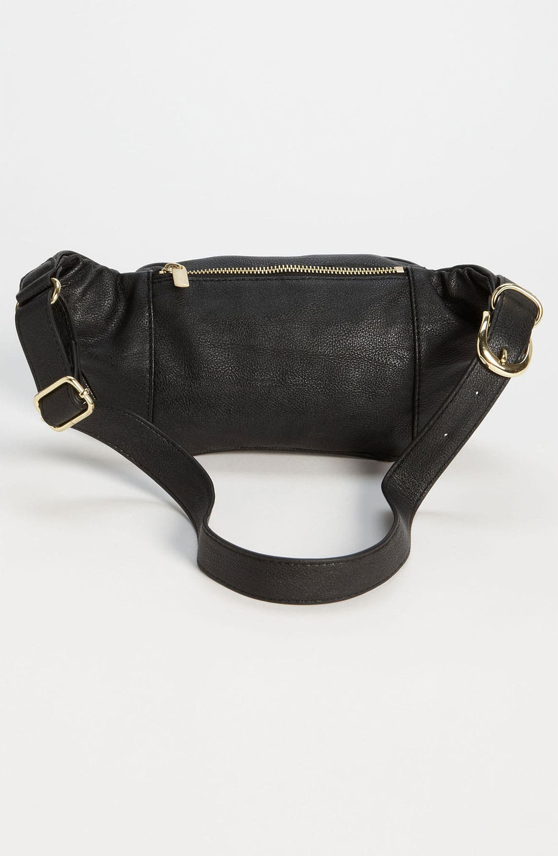 Alternate Image 4  - Topshop Studded Belt Pouch