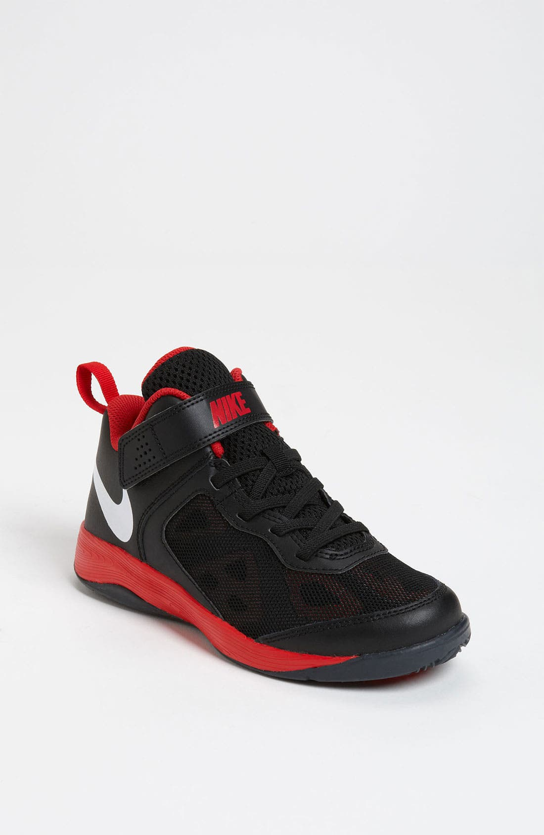 Alternate Image 1 Selected - Nike 'Fusion' Basketball Shoe (Toddler & Little Kid)