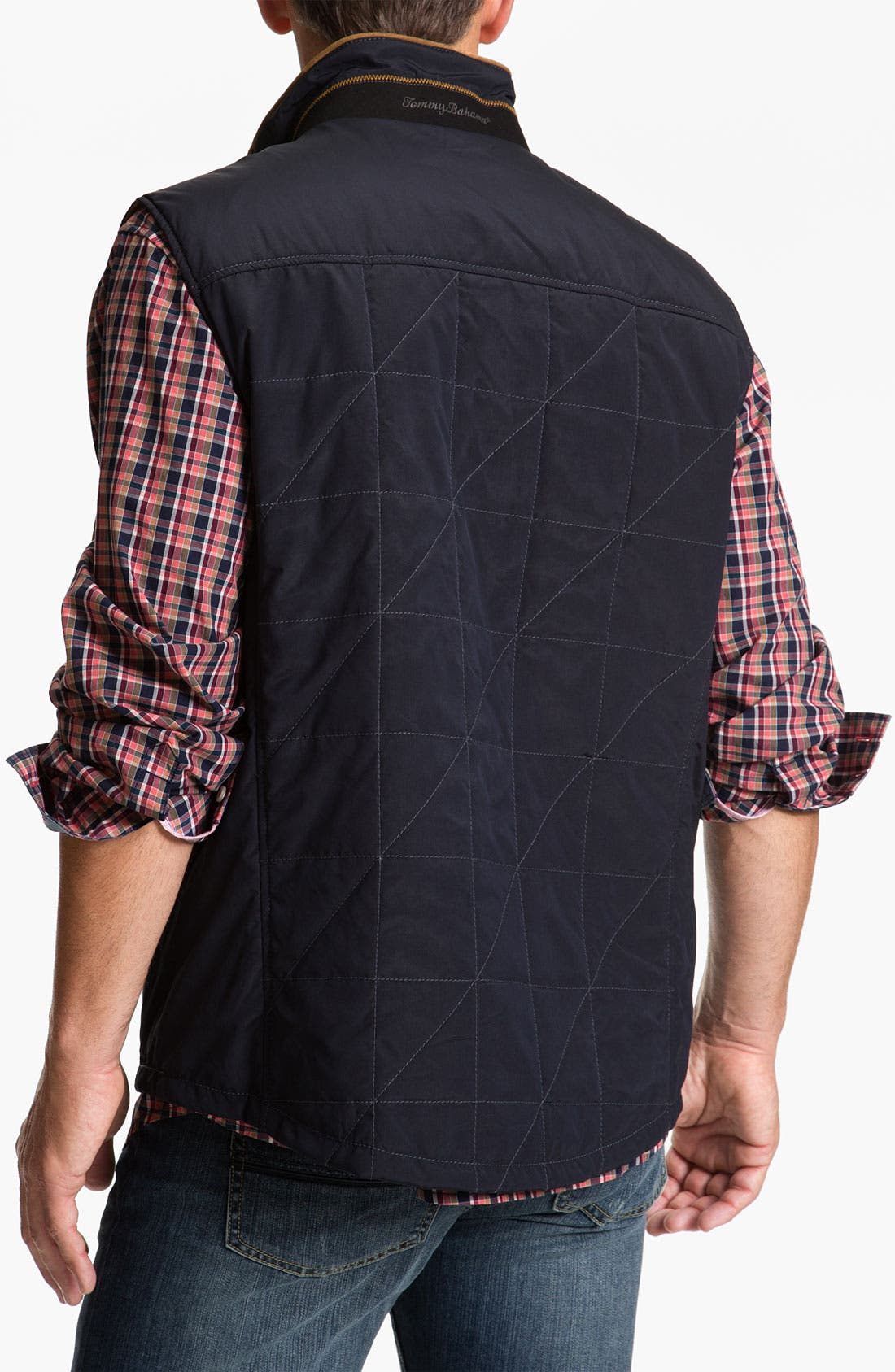 Alternate Image 2  - Tommy Bahama 'Vestination' Quilted Vest