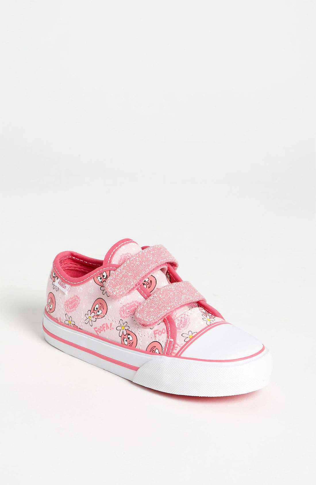 Alternate Image 1 Selected - Vans 'Big School - Yo Gabba Gabba!' Sneaker (Baby, Walker & Toddler)