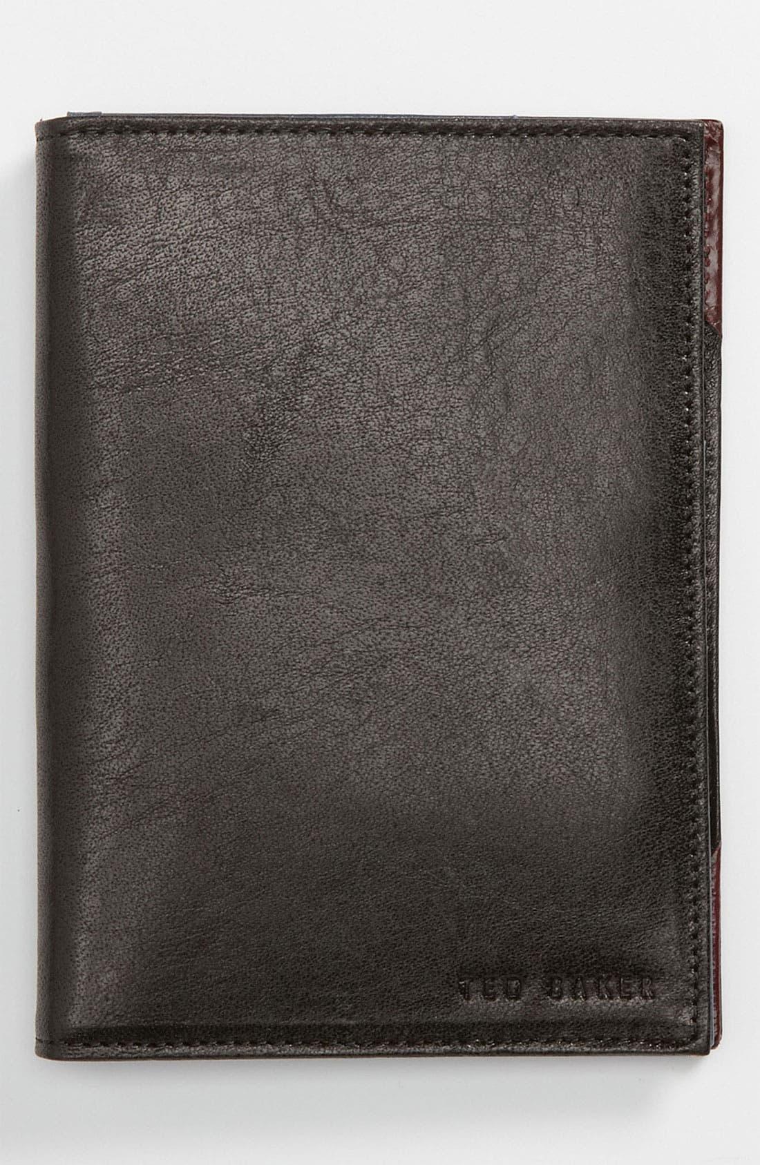 Alternate Image 2  - Ted Baker London 'Passdoc' Passport Wallet