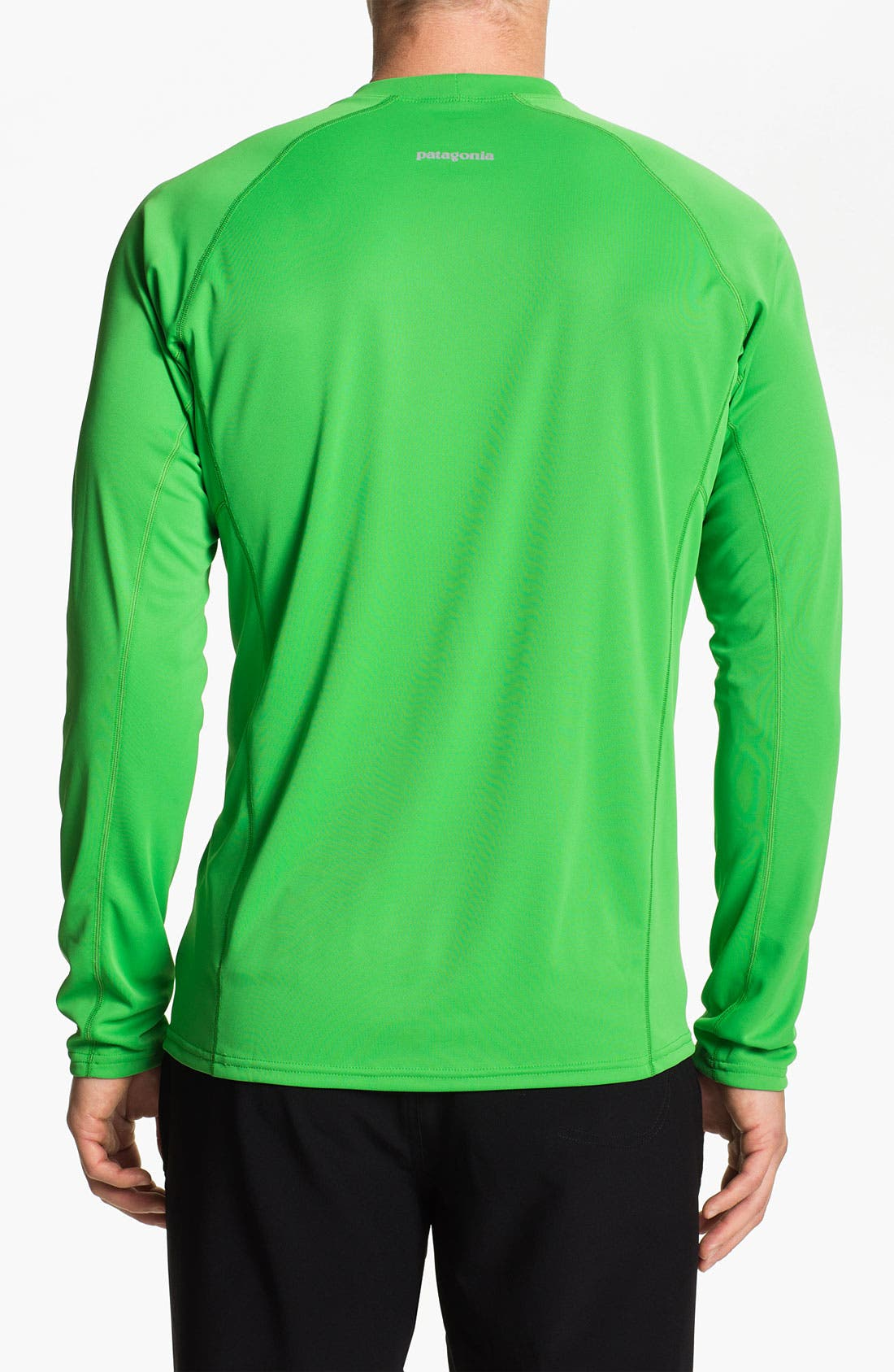 Alternate Image 2  - Patagonia 'Fore Runner' Long Sleeve T-Shirt