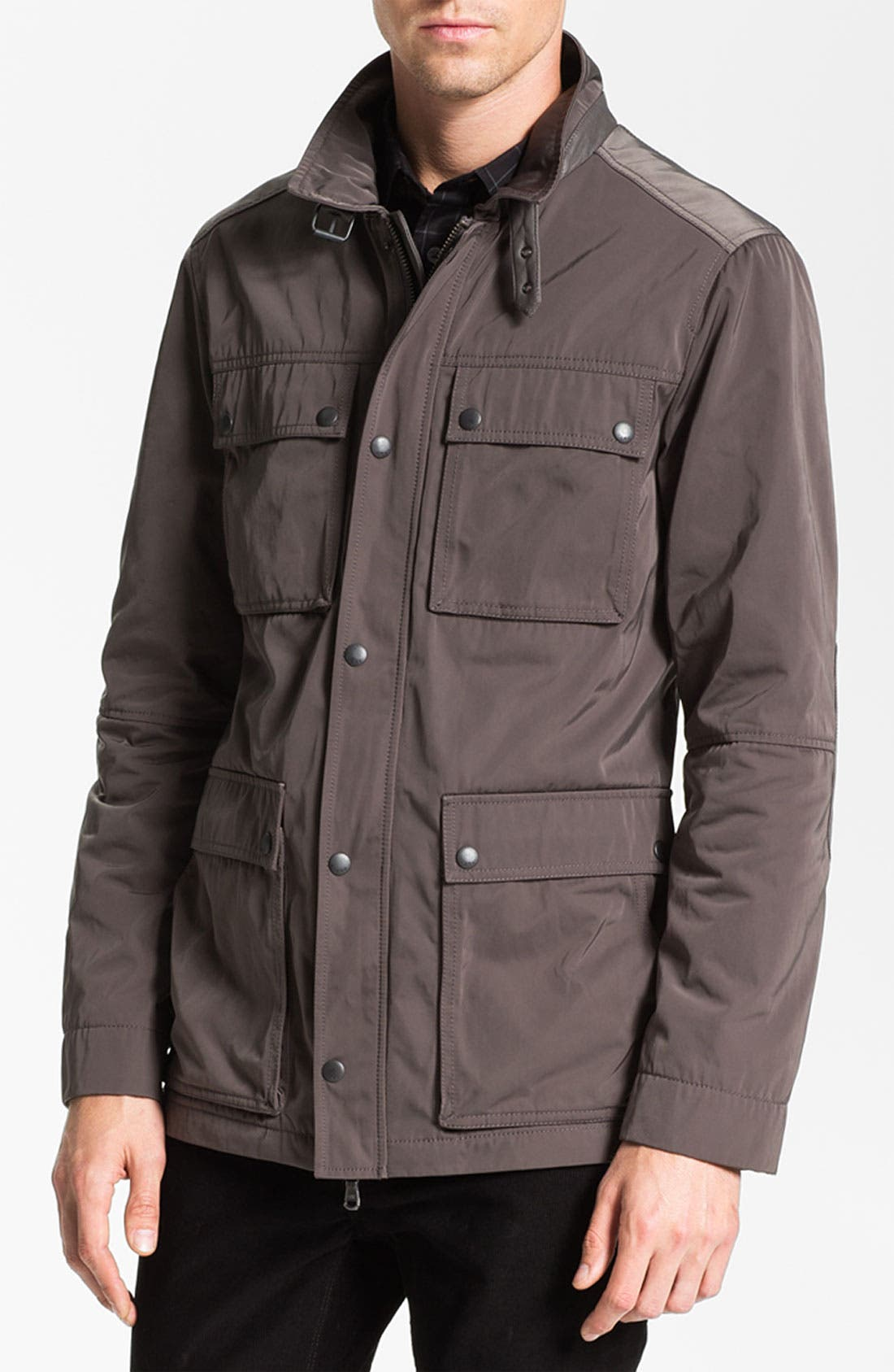 Main Image - John Varvatos Star USA Trim Fit Jacket