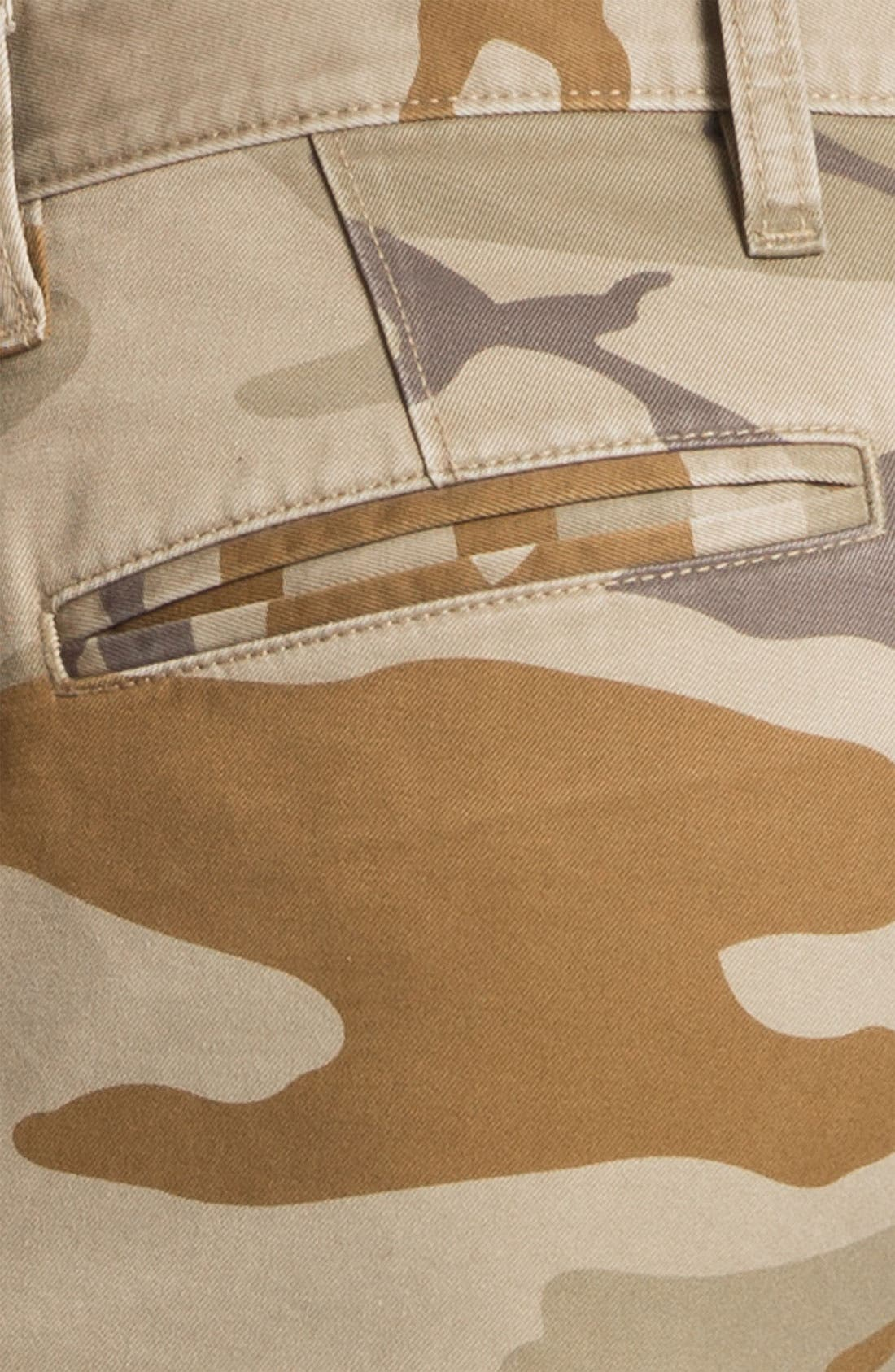 Alternate Image 3  - Dockers® 'Alpha Khaki' Slim Straight Leg Chinos