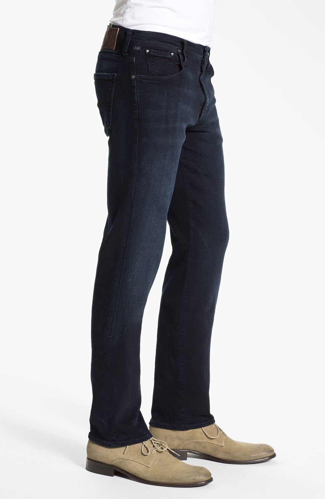 Alternate Image 3  - Citizens of Humanity 'Adonis' Comfort Slim Fit Jeans (Walker Blue)