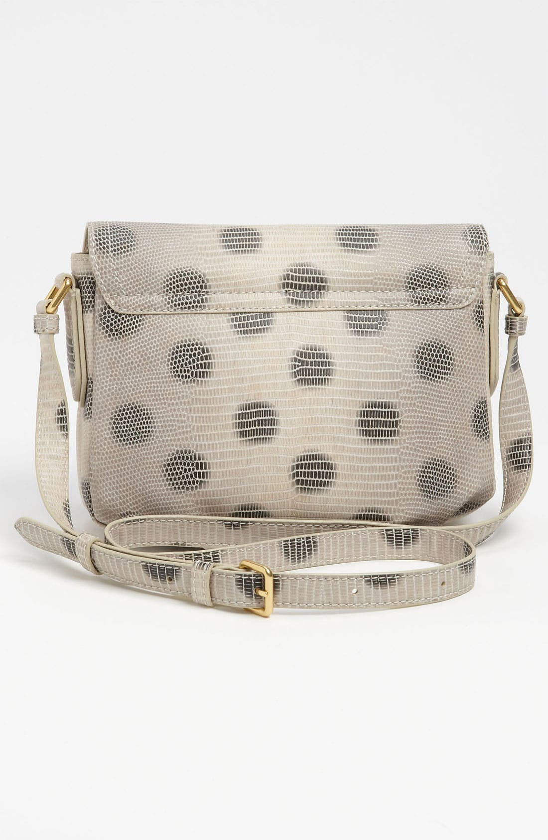 Alternate Image 4  - MARC BY MARC JACOBS 'Lizzie Dots' Embossed Crossbody Bag