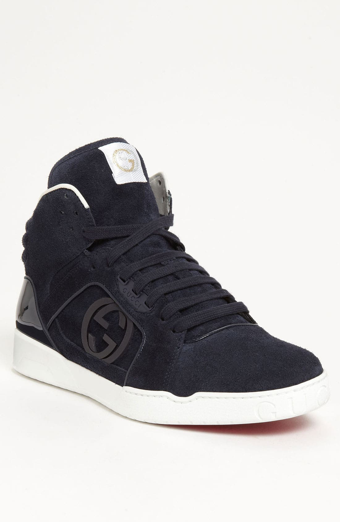 Alternate Image 1 Selected - Gucci 'Rebound Mid' Sneaker (Men)