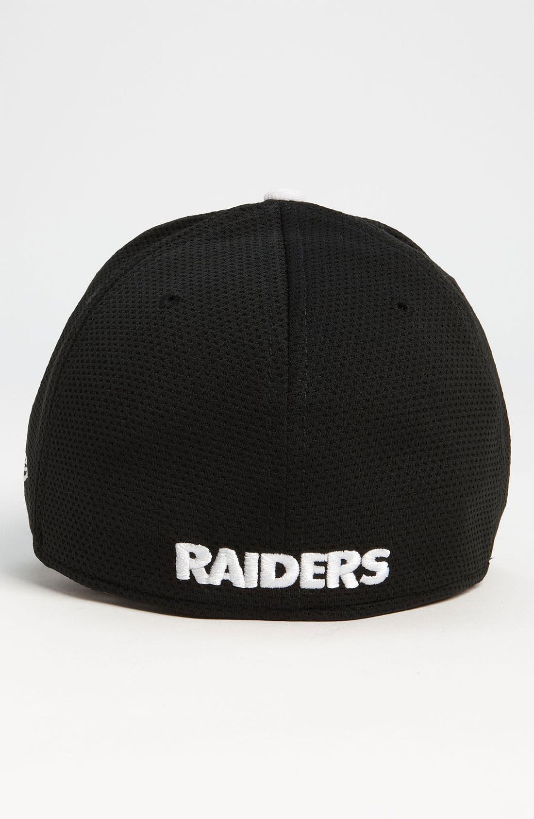 Alternate Image 2  - New Era Cap 'Training Camp - Oakland Raiders' Baseball Cap