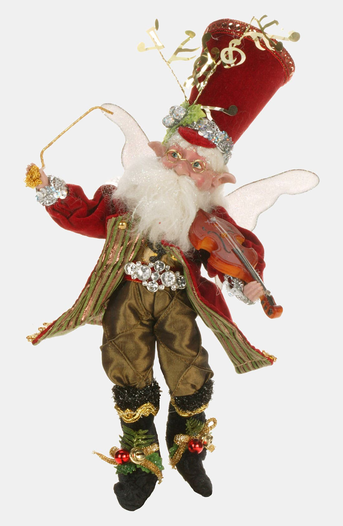 Main Image - Mark Roberts 'Violinist Fairy' Figurine (Limited Edition)
