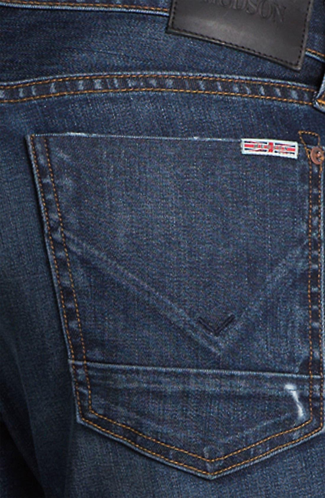 Alternate Image 4  - Hudson Jeans 'Clifton' Bootcut Jeans (Revert)
