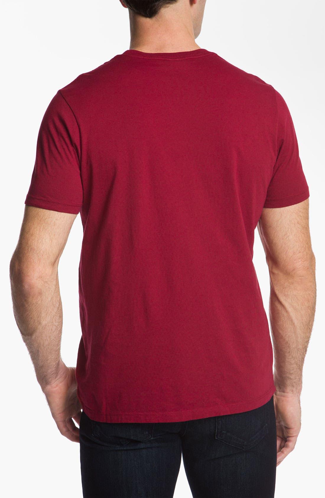 Alternate Image 2  - Junk Food 'Arizona Cardinals' T-Shirt