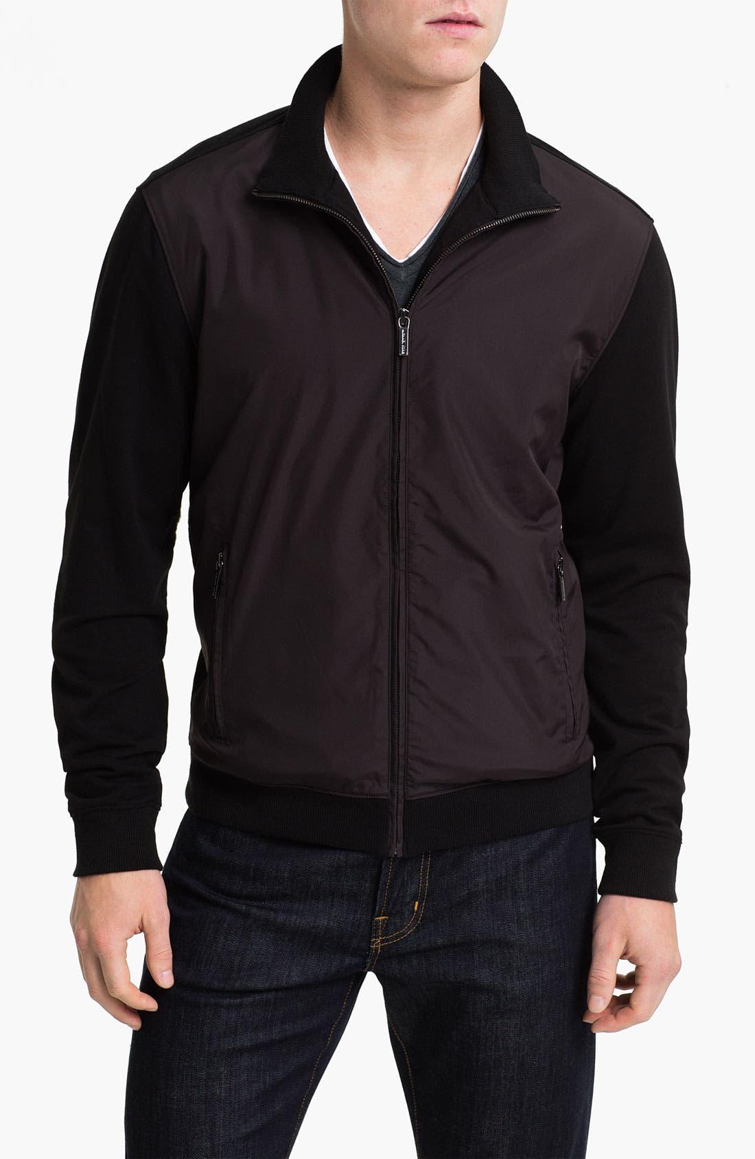 Alternate Image 1 Selected - Michael Kors Zip Front Jacket
