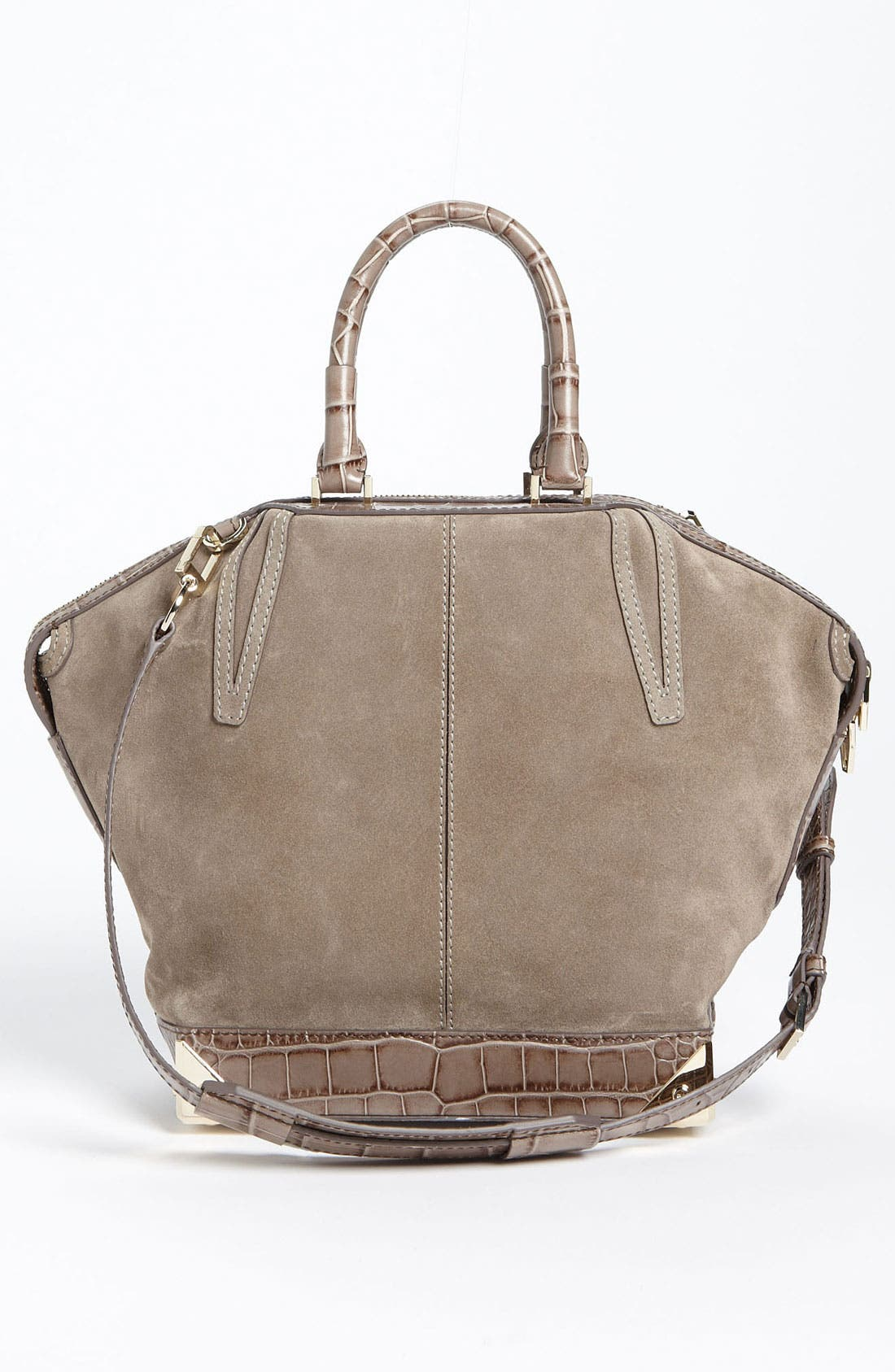 Alternate Image 4  - Alexander Wang 'Emile - Small' Suede Tote