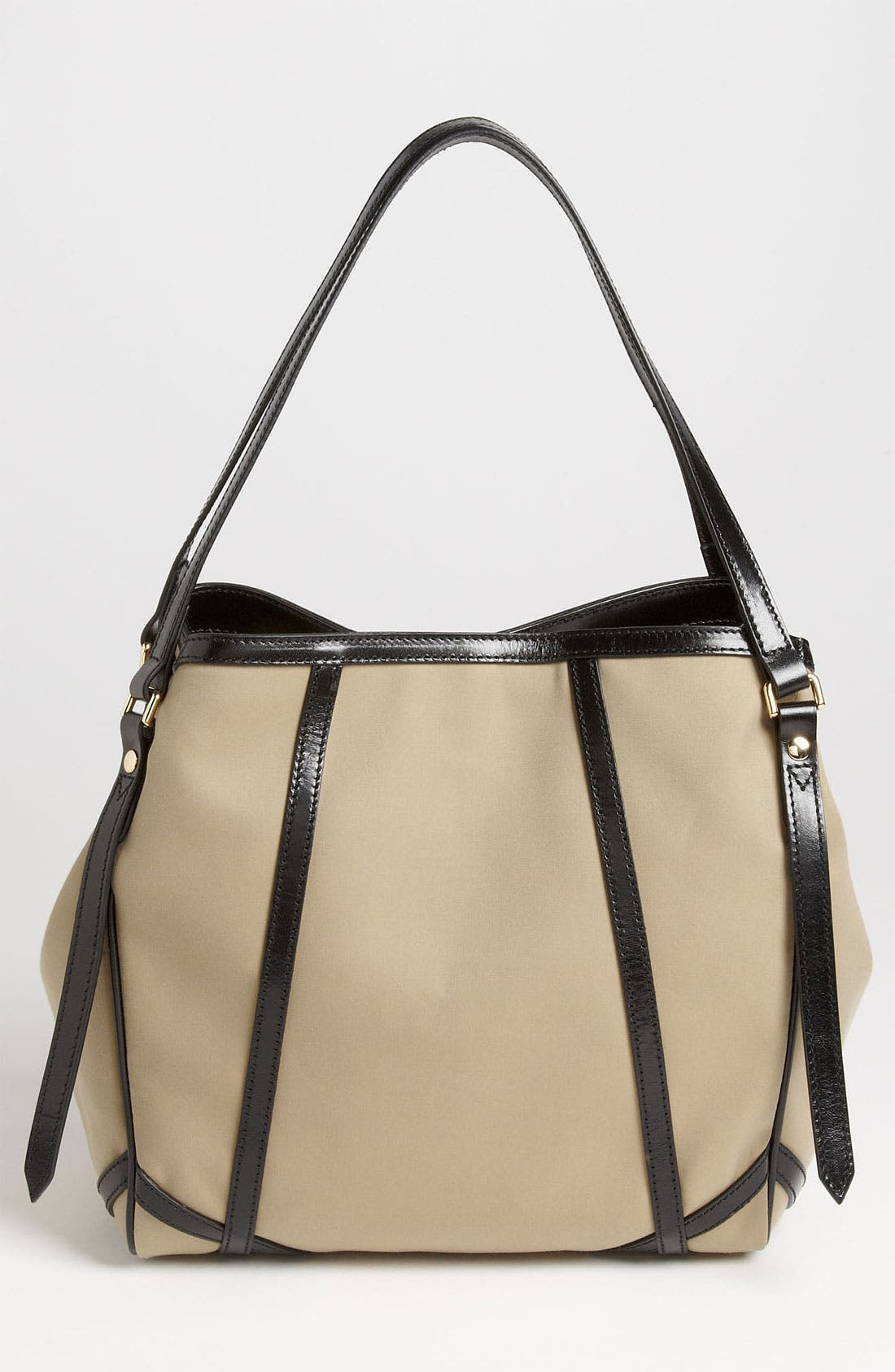 Alternate Image 4  - Burberry 'Small Trench' Fabric Tote