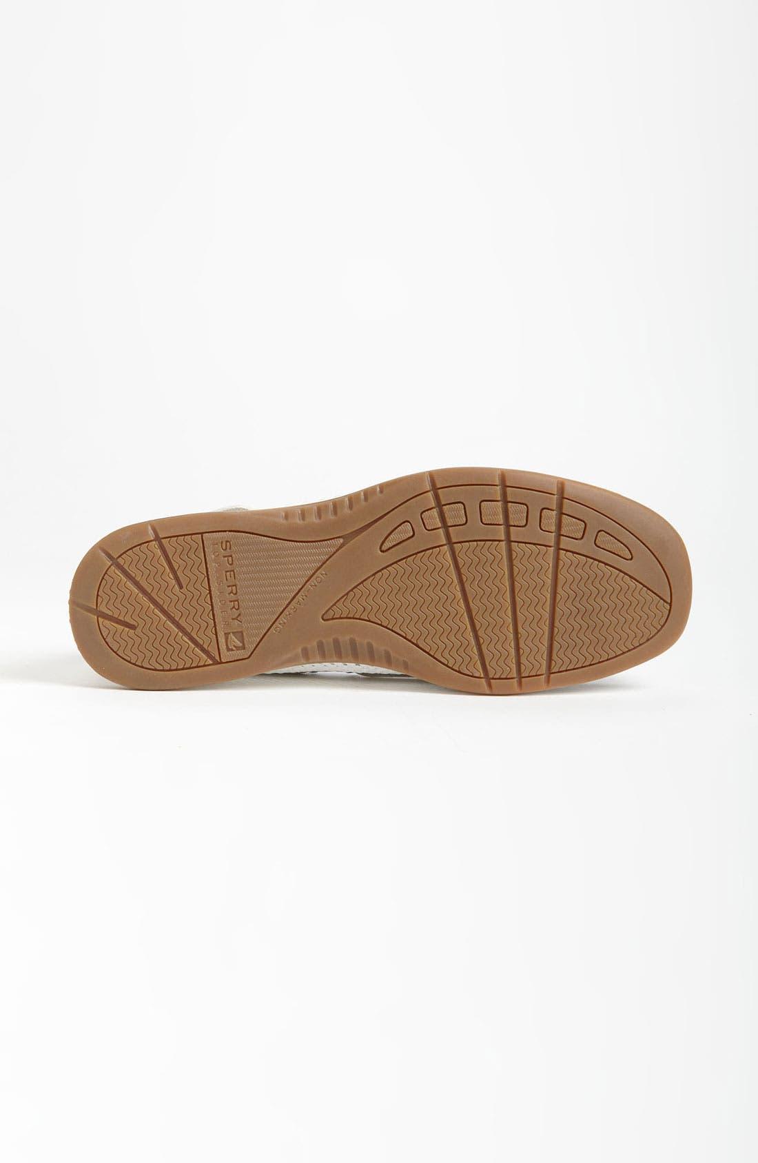 Alternate Image 4  - Sperry Top-Sider® 'Angelfish' Boat Shoe