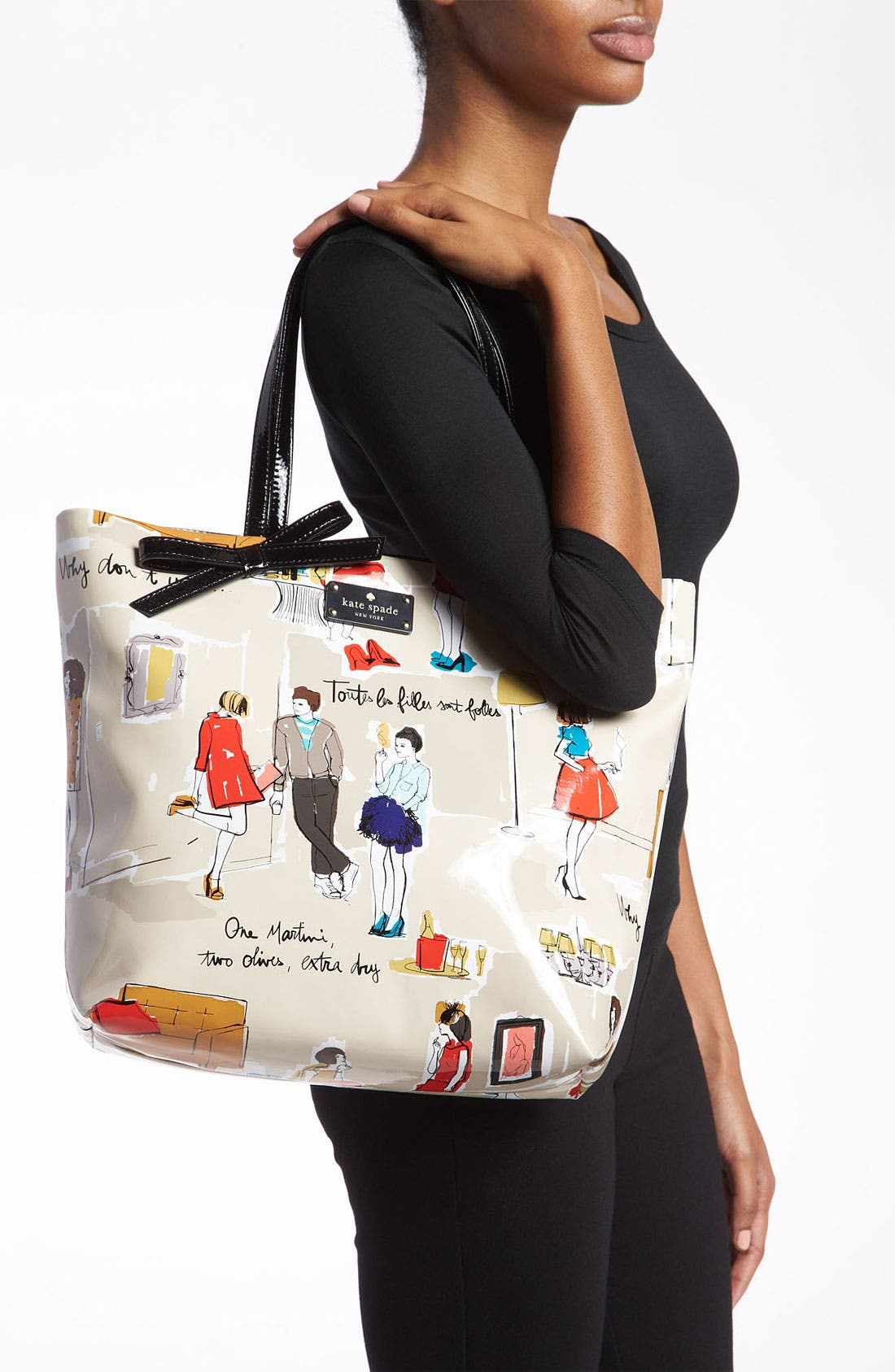 Alternate Image 2  - kate spade new york 'garance doré' bon shopper