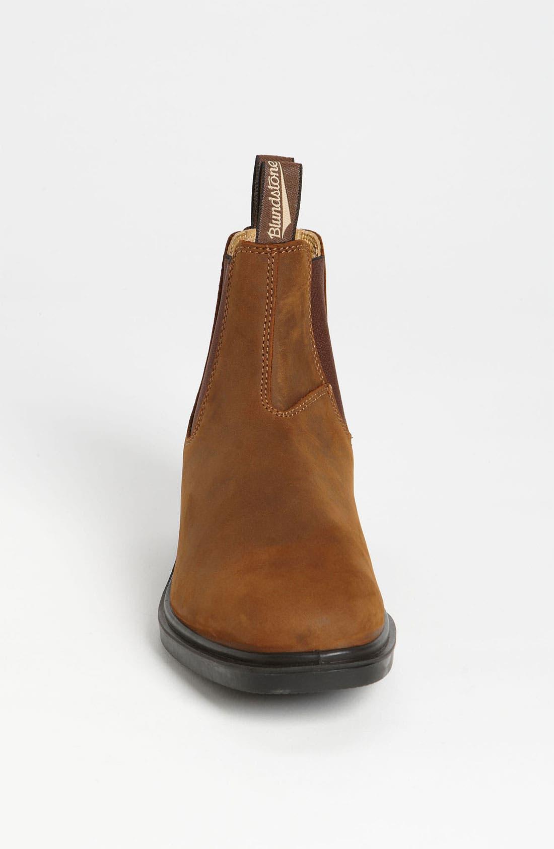 Footwear Chelsea Boot,                             Alternate thumbnail 3, color,                             Dark Brown