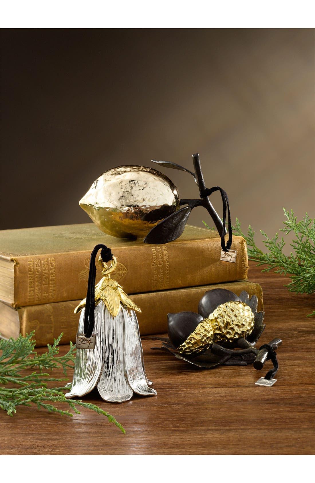 Alternate Image 2  - Michael Aram Acorn Ornament