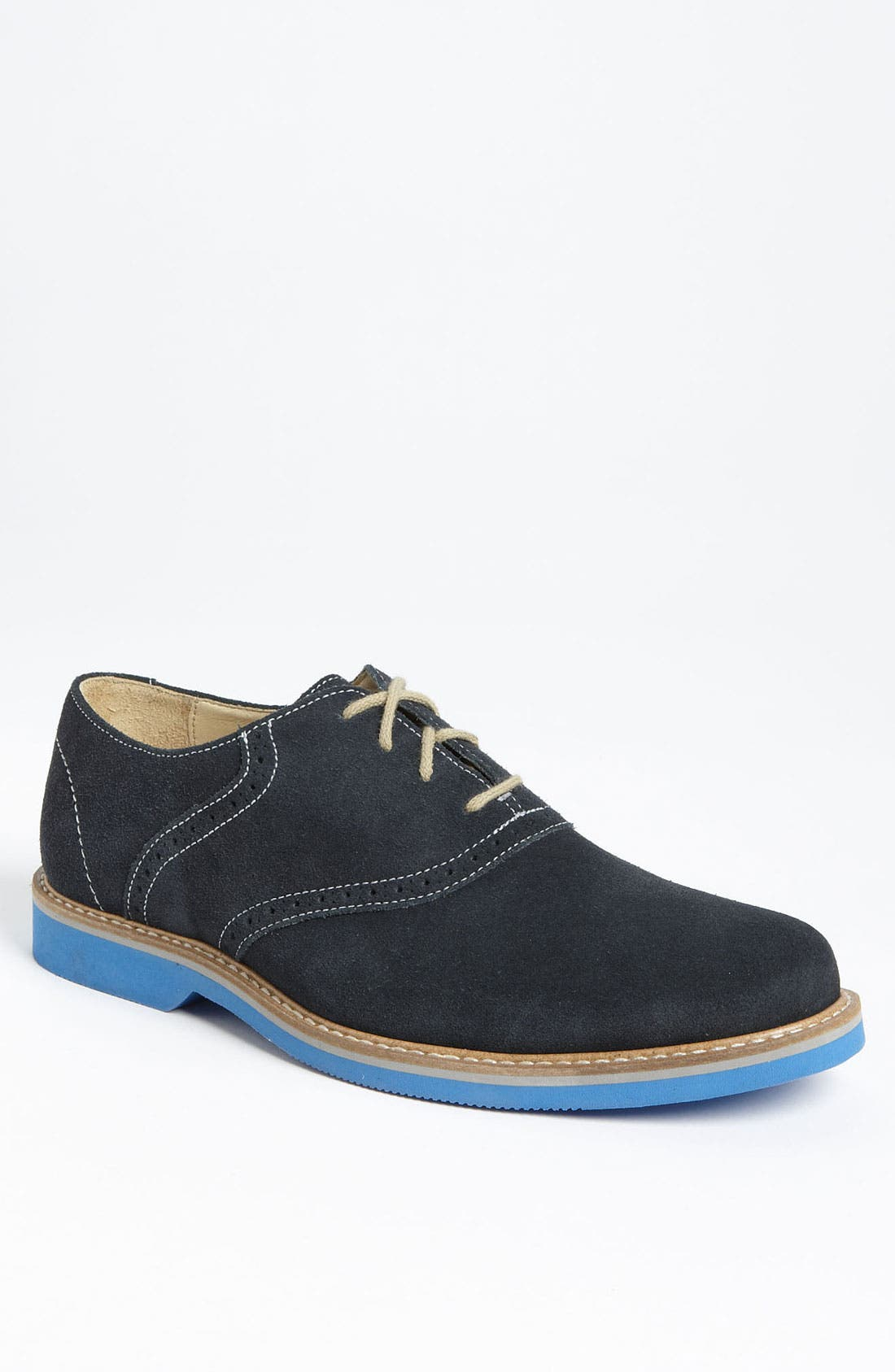 Alternate Image 1 Selected - 1901 'Saddle Up' Saddle Shoe (Men)