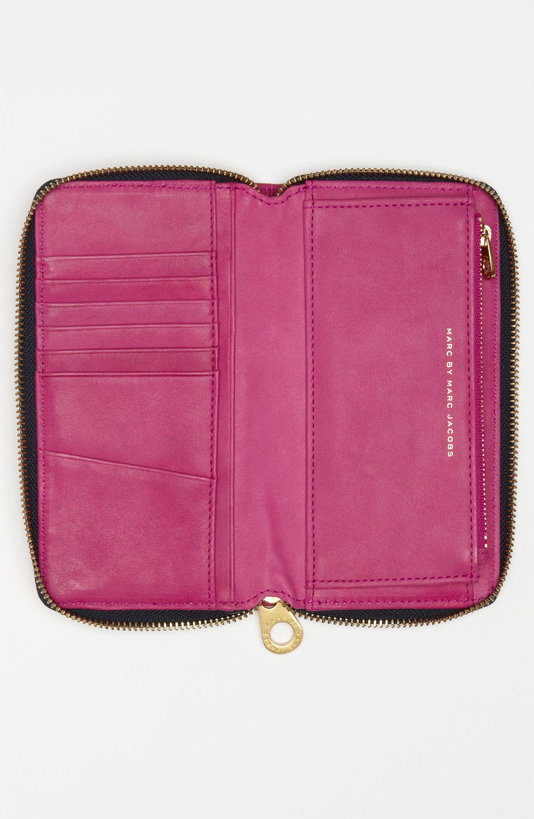 Alternate Image 3  - MARC BY MARC JACOBS 'Eazy Pouch - Slim Zippy' Wallet