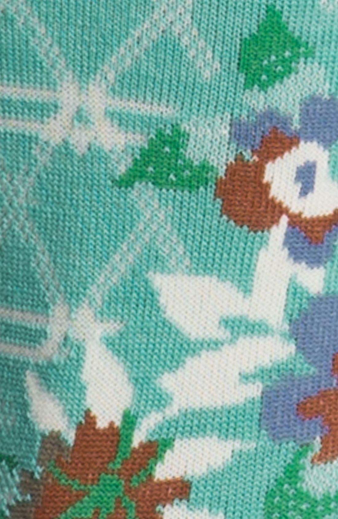 Alternate Image 2  - Smartwool 'Cherry Blossom' Socks