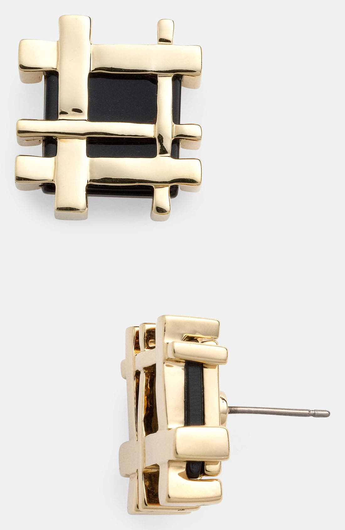 Alternate Image 1 Selected - Tory Burch 'Mini' Stud Earrings
