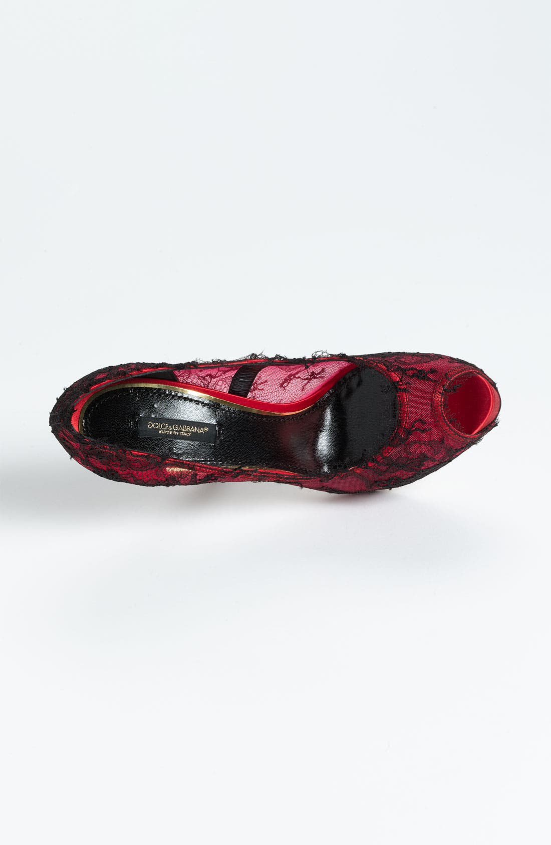 Alternate Image 3  - Dolce&Gabbana Lace Pump