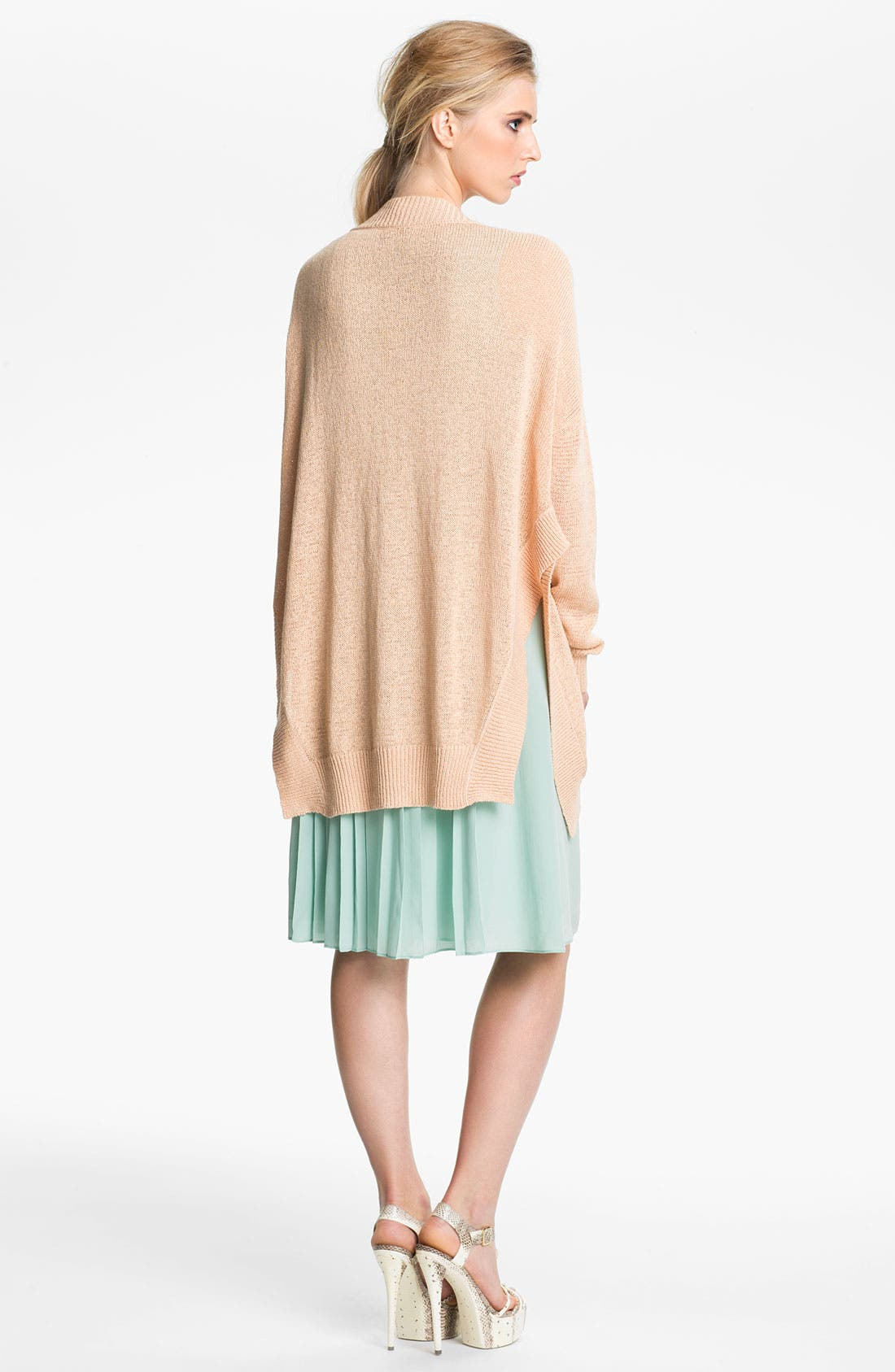 Alternate Image 2  - Rachel Zoe 'Helena' Oversized V-Neck Cardigan