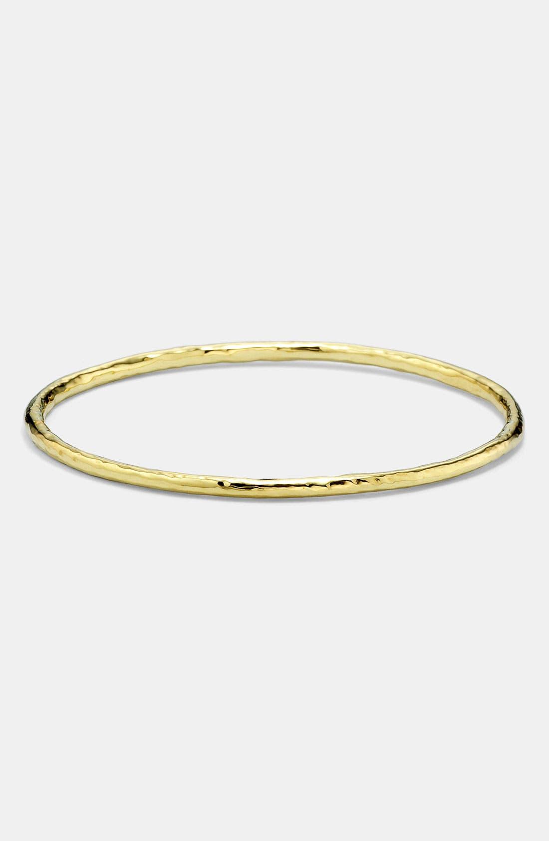 Alternate Image 1 Selected - Ippolita 'Glamazon' 18k Gold Bangle