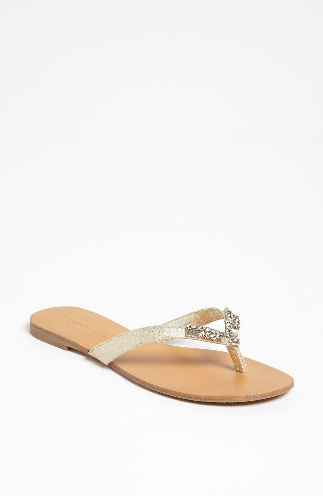 Alternate Image 1 Selected - Badgley Mischka 'Alee' Sandal