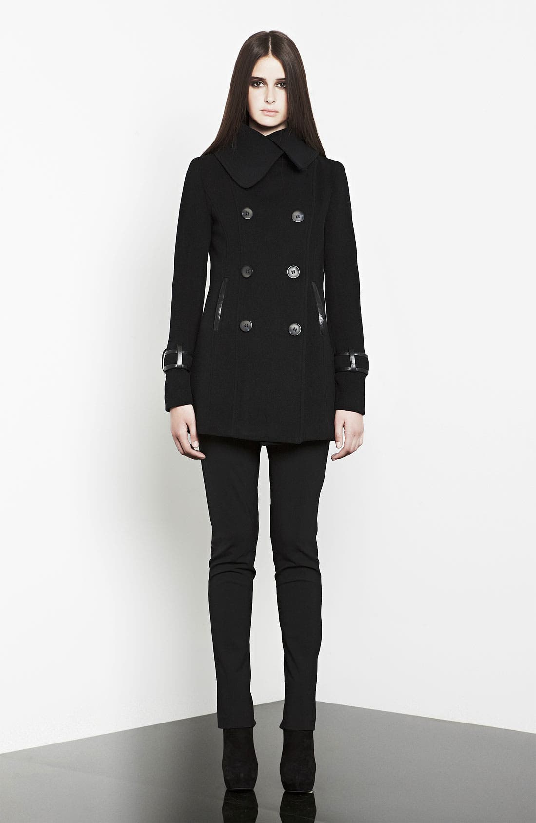 Alternate Image 5  - Mackage 'Zyta' Peacoat