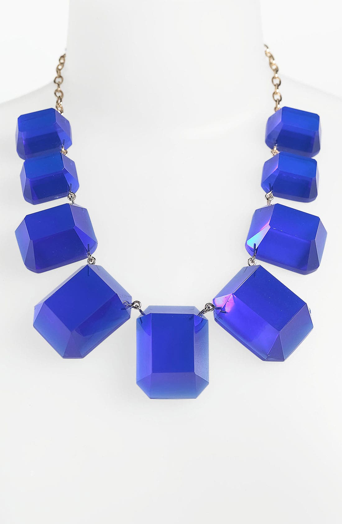 Main Image - kate spade new york 'jumbo jewels' frontal necklace