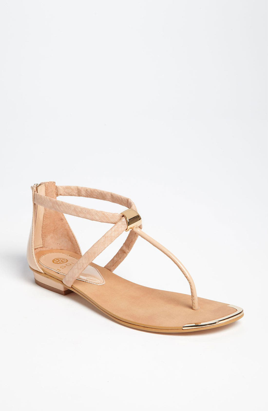 Alternate Image 1 Selected - ISOLA ADELINA FLAT SANDAL