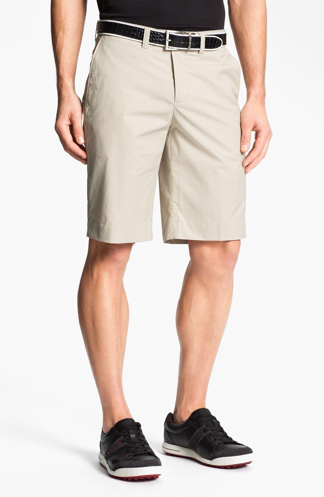 Alternate Image 1 Selected - Aquascutum Golf 'Mash' Golf Shorts (Online Only)