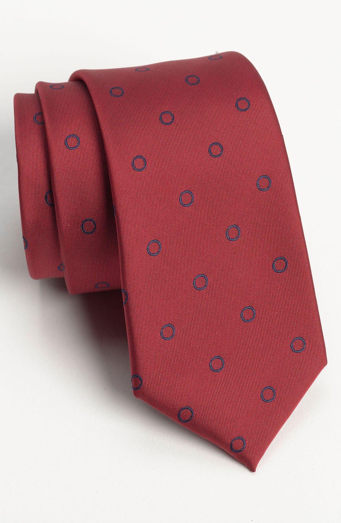 Alternate Image 1 Selected - Topman 'Ring Dot' Tie