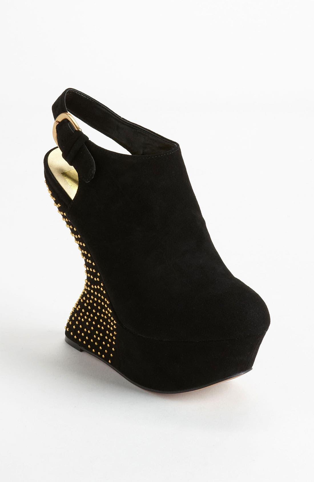 Alternate Image 1 Selected - Dolce Vita 'Leila' Wedge Sandal